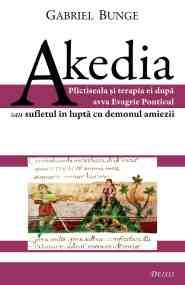 Akedia, Gabriel Bunge (imagine carte)