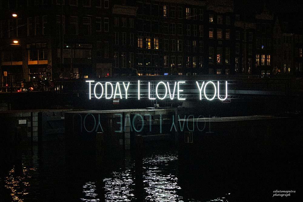 Aku Dan Negeri Van Oranje: Amsterdam