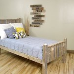Top Diy Pallet Bed Projects Elly S Diy Blog