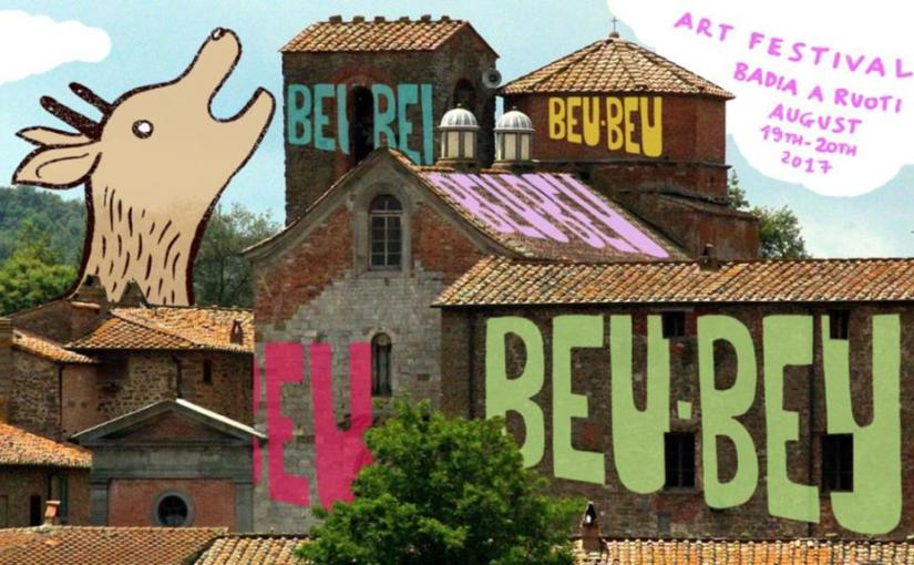 Intervista agli organizzatori del BEU BEU Art Festival