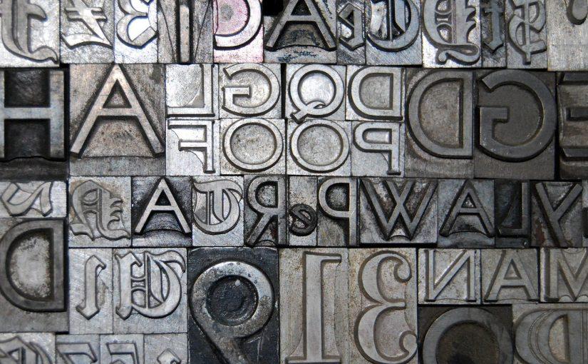 """""""TYPE"""" un nuovo magazine sull'arte tipografica"""