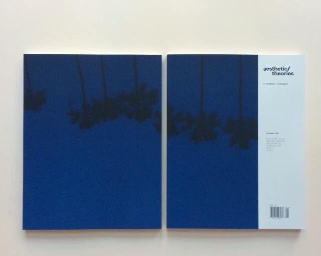 Aesthetic/Theories, un magazine sull'arte e il design alla ricerca dell'ispirazione