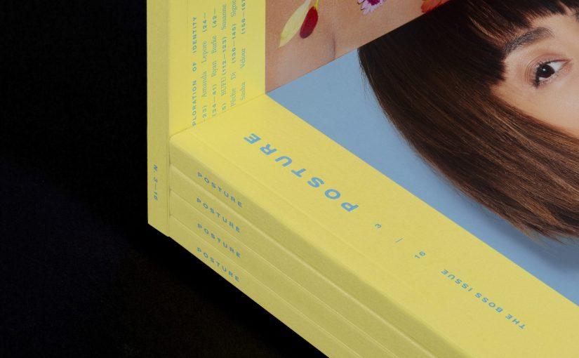 Lo splendido lavoro di riprogettazione di Lotta Nieminen per il magazine Posture