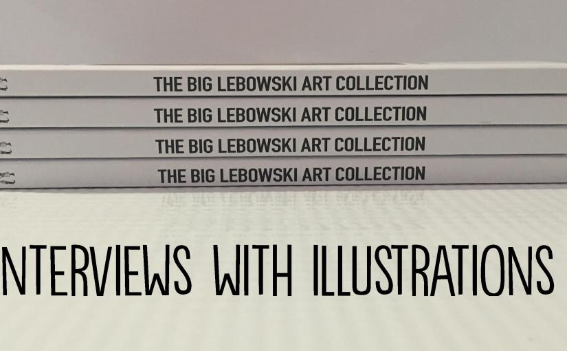 Erica Coppa & The Big Lebowski Art Collection