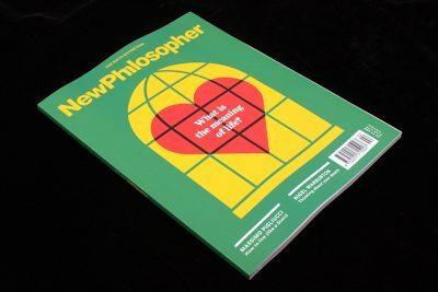 """""""New Philosopher"""" è il magazine che cerca la strada di migliorare la vita attraverso la filosofia"""