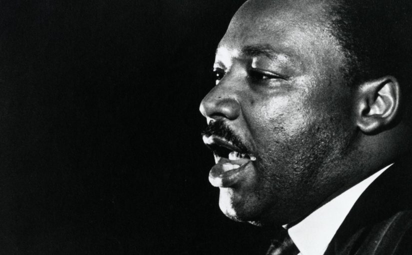Oggi è il Martin Luther King Day