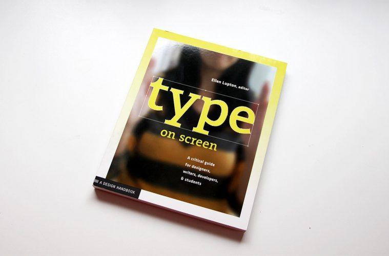 Un libro spiega tutto ciò che cambia quando la tipografia deve essere utilizzata e non sulla carta