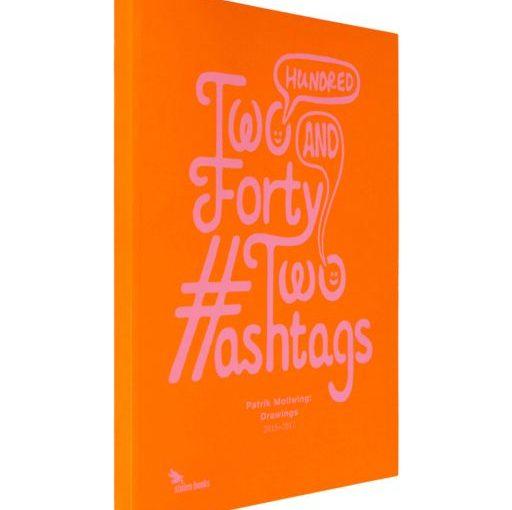 Un illustratore realizza un libro dove le opere sono ordinate in base agli hashtag di Instagram