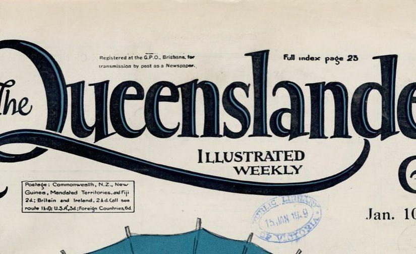 Una delle prime riviste culturali australiani e le sue copertine da collezione