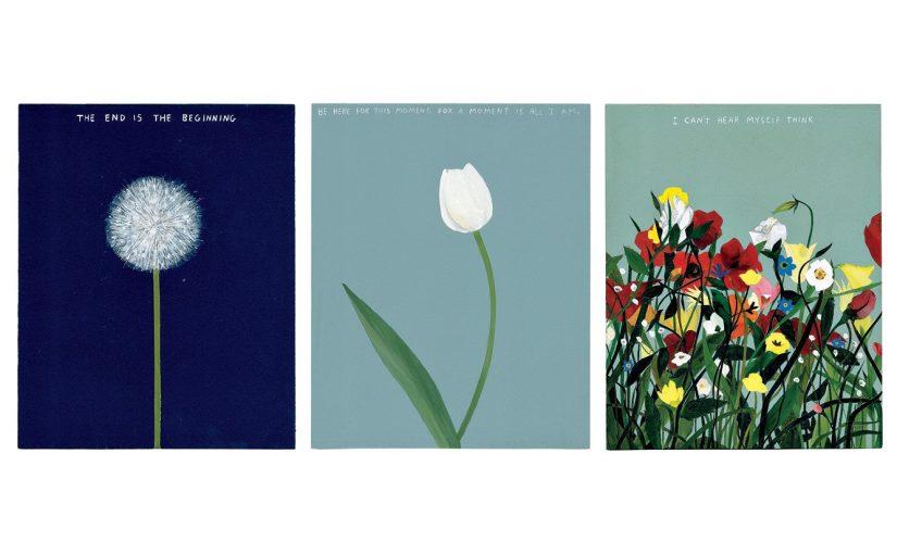 """""""Flower"""" un delicato libro che lascia che i fiori parlino"""