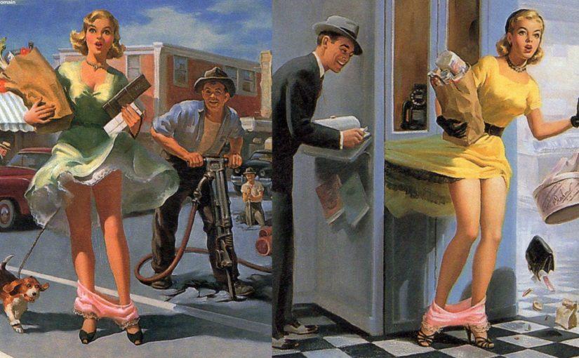 Le donne in pericolo di Art Frahm