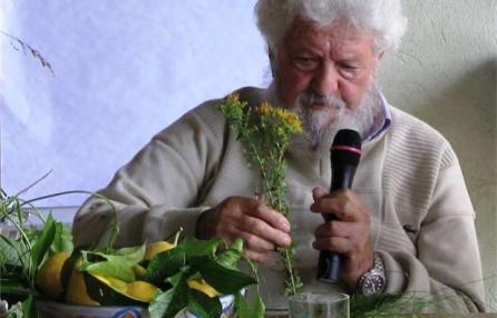 Libereso Guglielmi al Bordighera Book Festival 2015