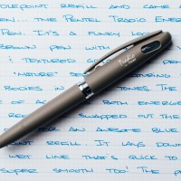 Pentel Tradio EnerGel Combo Pen Review