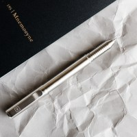 BigiDesign Ti Arto - The Ultimate Refill-Friendly Pen Review