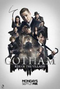 GOTHAM is the MOST IMPROVED SHOW of the NEW SEASON!