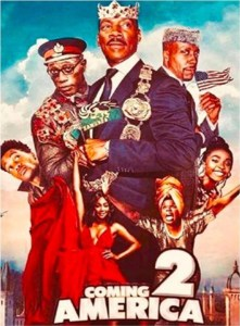COMING 2 AMERICA Moves to Amazon Prime