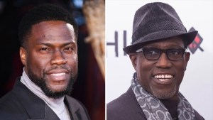 Kevin Hart and Wesley Snipes Head to Netflix for Limited Series