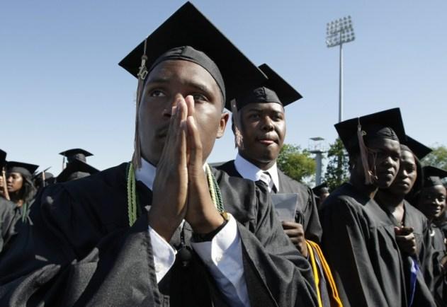 Black college graduates