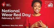 Go Red for Women Wear Red and Give | Go Red for Women