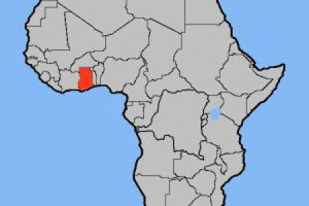 map of africa with ghana » ..:: Edi Maps ::.. | Full HD Maps