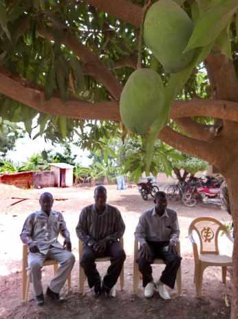 Nawuri committee members