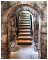 """Corkin Gallery Stairs & Arches"""