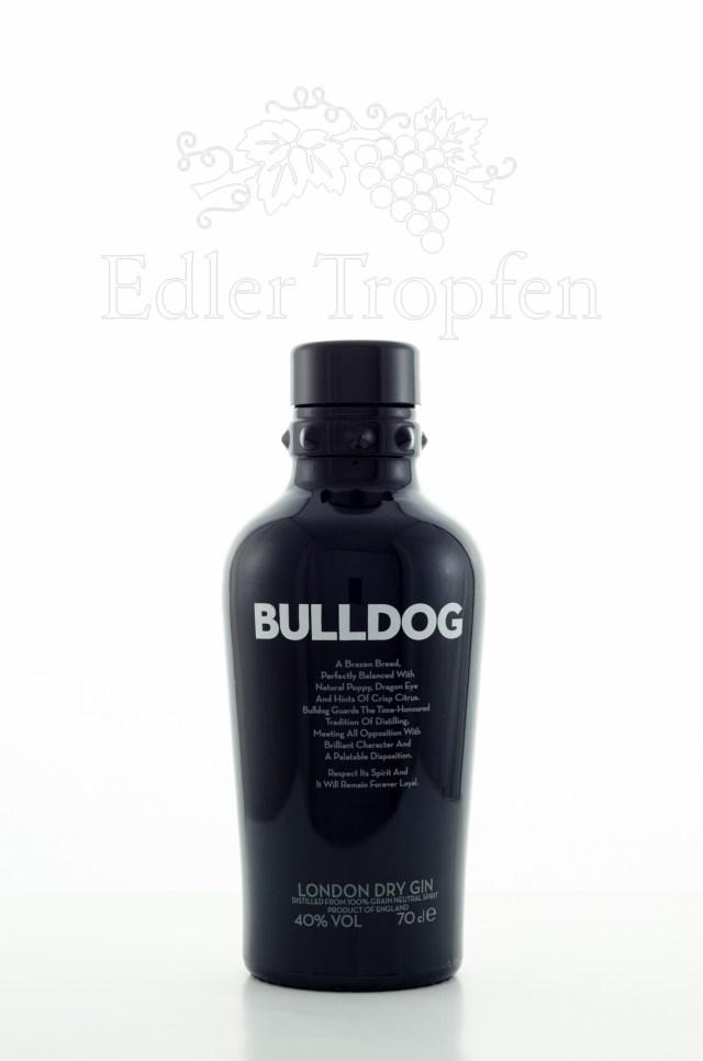 bulldog london dry gin 0,7 l - edler tropfen = ❤🍇.ws, 23,00 €