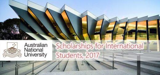 منح دراسية في الجامعة الوطنية الاسترالية لعام 2017 neil vousden memorial