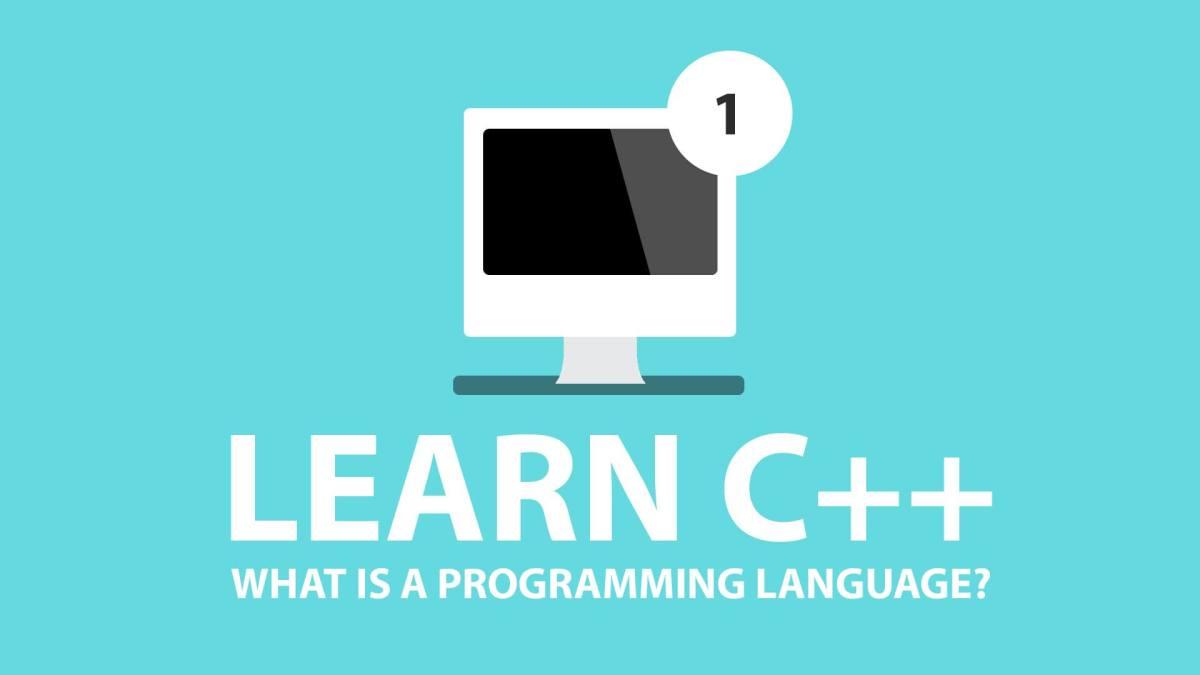 دورة لتعلم البرمجة بلغة C++ (المعهد الفيدرالي السويسري للتكنولوجيا)