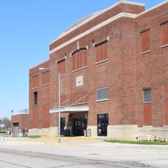 Muncie Fieldhouse, modern
