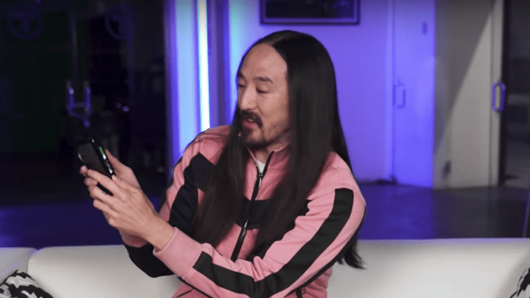 Image result for steve aoki galaxy fold