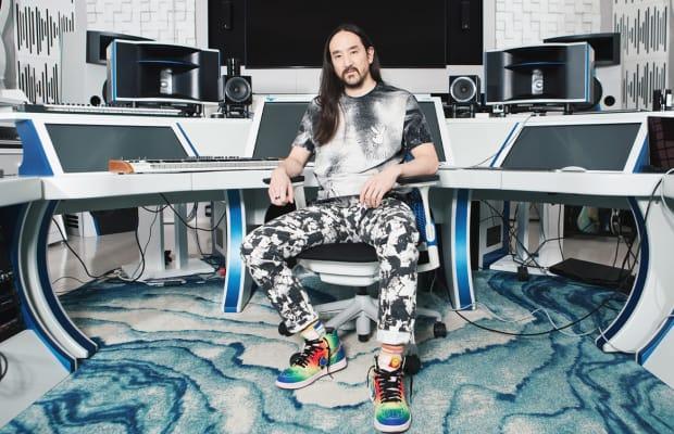 Steve Aoki shares story about remix for Kanye West, Drake, Eminem and Lil Wayne that never fell – EDM.com