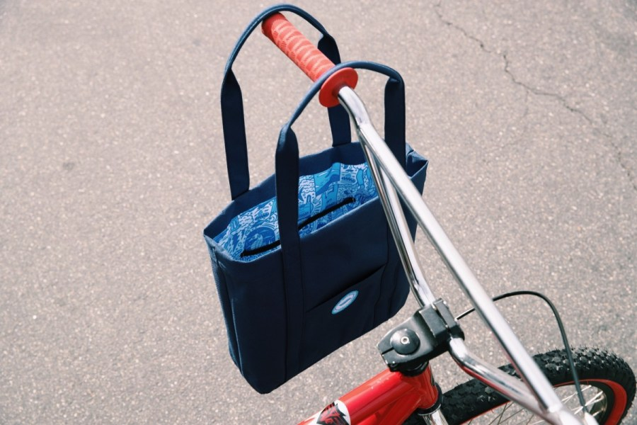 Pacific Tote by WAVVE & RecycleGO