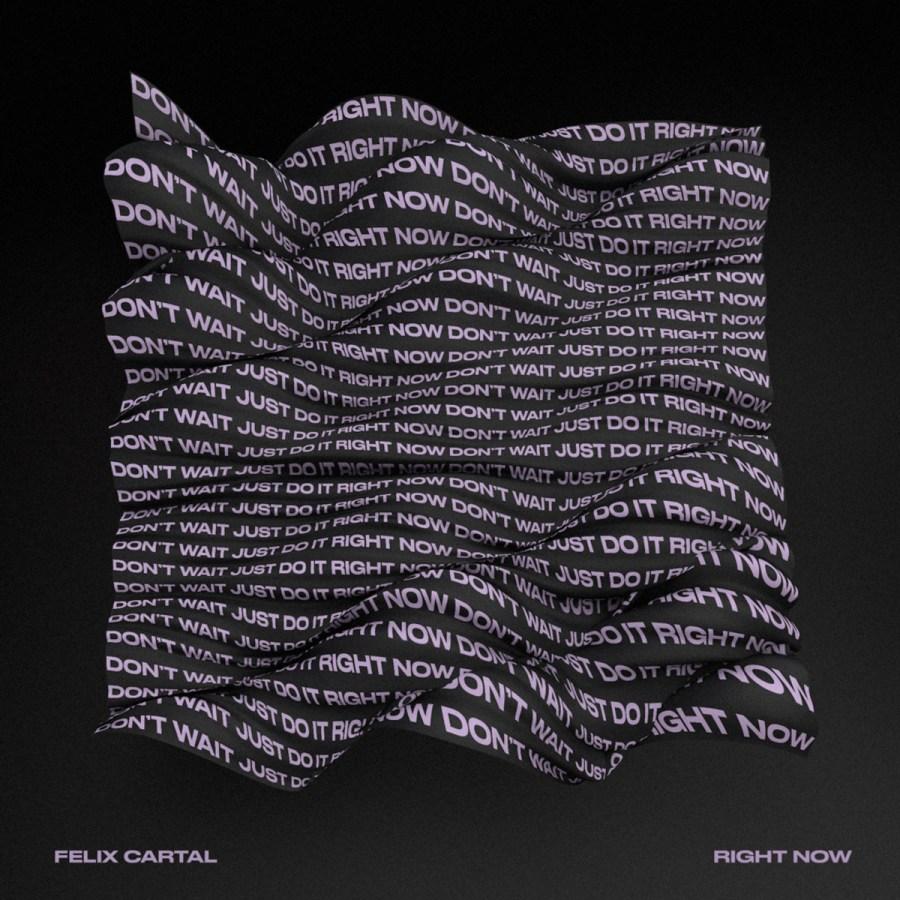 Felix Cartal - Right Now (ALBUM ARTWORK)