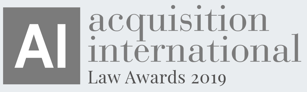AI International Best Law Firm awards Edmans Co