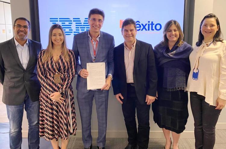 Parceria Instituto Exito e IBM - 02