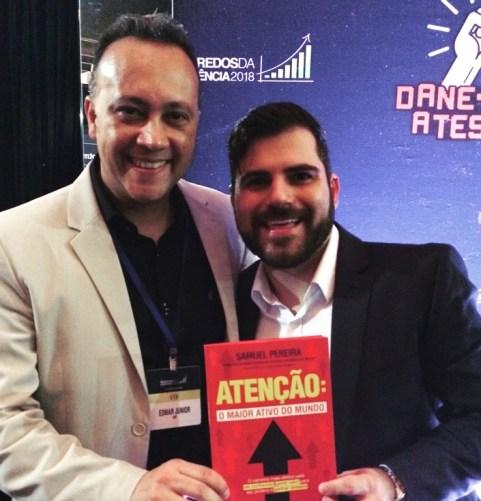 Edmar Junior e Samuel Pereira - Segredos da Audiencia - Ima de Seguidores