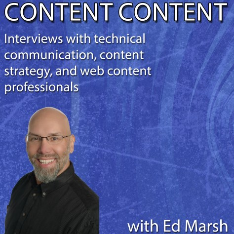 Content Content podcast with Ed Marsh
