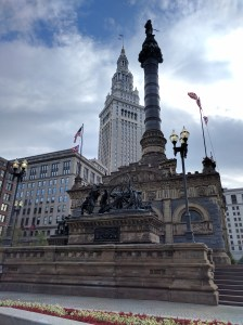Downtown Cleveland, Ohio