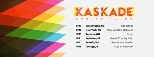 Kaskade Announces North American 'Spring Fling' Tour ile ilgili görsel sonucu