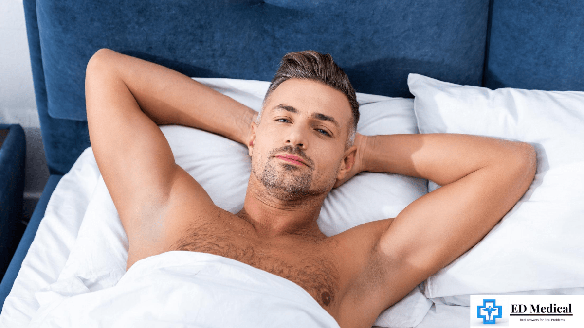How to be more confident in bed