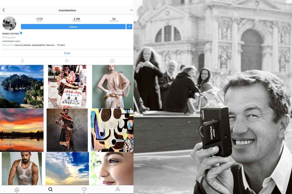 25 Fashion Photographers to Follow on Instagram