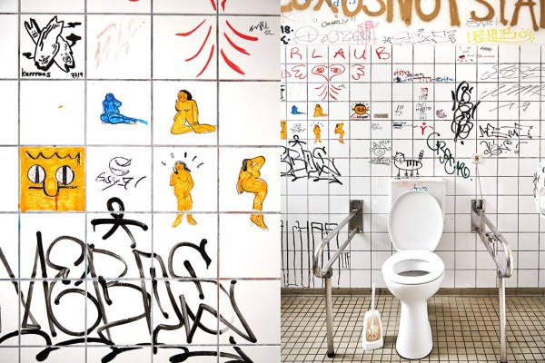WC Photo series-kunsthochschule weißensee is a photography project that I've done in February 2020 in Berlin. my main purpose with taking photos from Graffitis and Texts in toilet is analyzing different behave of humans in solitude.
