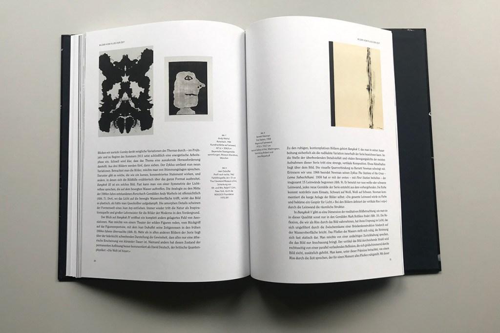 About Andreas Gursky Bangkok Book