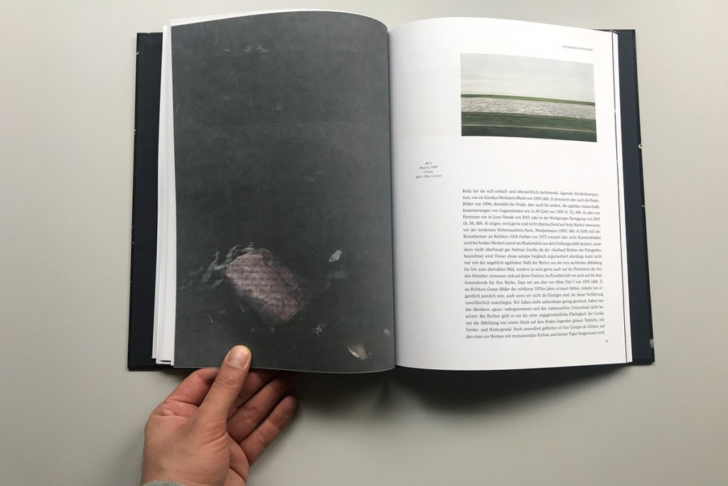 About Andreas Gursky Bangkok Book inside pages