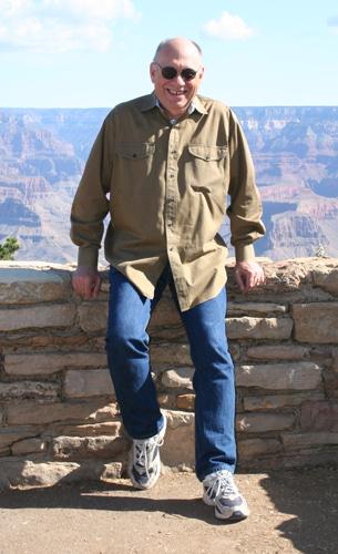 Ed Mell, Grand Canyon, Arizona