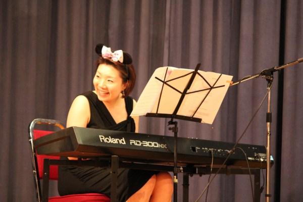 EdMetro Chorus - Disney A Sing-Along Cabaret - Remi Do - Teresa Bellinger