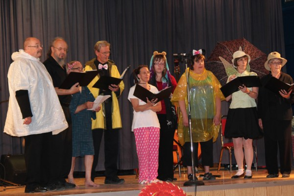 EdMetro Chorus - Disney A Sing-Along Cabaret - group1 - Teresa Bellinger