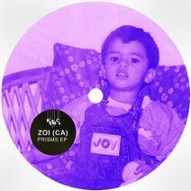 Zoi (CA) – Prisms EP [KD179]