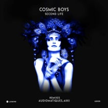 Cosmic Boys – Second Life [LGD020]